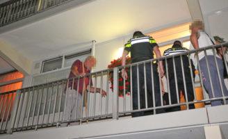 6 september Man aangehouden na vernielingen met hamer Händellaan Delft