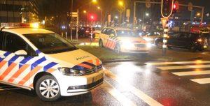 28 januari Twee gewonden bij forse aanrijding Prinses Beatrixlaan Rijswijk