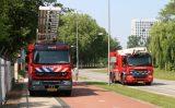 20 mei Persoon gewond na afleggen survival wedstrijd TU Delft