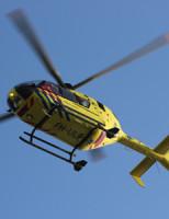 12 oktober Fietser zwaargewond na val Veilingweg Honselersdijk