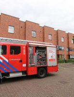 3 augustus Brandweer opgeroepen voor ontzet raam van woning Juttepeer Den Hoorn