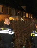 11 maart Politie druk bezig met inbraak in woning Dochter Poelslaan Rijswijk