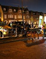 15 maart Twee gewonden na aanrijding tussen scooter en auto Haagweg Rijswijk