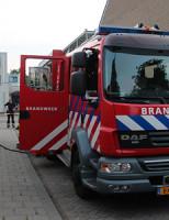 15 juli Poging plofkraak Griegstraat Delft
