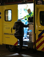 27 april Bewoner vergeet pannetje op het vuur Nieuwe Langendijk Delft