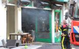 24 september Middelbrand in café zorgt voor flinke rookontwikkeling Plein Den Haag