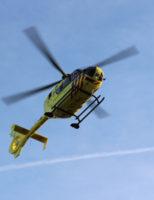 13 maart Motorrijder zwaargewond bij eenzijdig ongeval ABC Westland Poeldijk