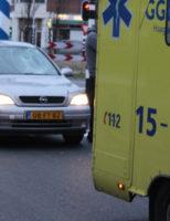 17 maart Gewonde bij aanrijding Zuiderparklaan Den Haag