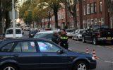 9 oktober Pizzabezorger gewond na aanrijding met auto Oudemansstraat Den Haag
