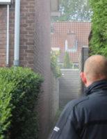 15 mei Brandweer rukt uit voor vergeten pannetje Geertruyt van Oostenstraat Delft