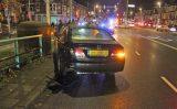 10 november Gewonde bij kop-staart aanrijding Spaarneplein Den Haag