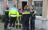 20 maart Kortsluiting in een TL-Balk zorgt voor brandlucht Koningin Emmakade Den Haag