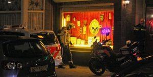 20 november Overval met geweld op seksshop Weteringkade Den Haag