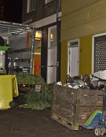 12 december Hennepkwekerij ontmanteld Brabantse Turfmarkt Delft