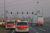 18 februari Drie gewonden en veel schade bij aanrijding tussen 7 voertuigen Wippolderlaan Wateringen [VIDEO]