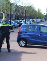 17 april Scooterrijder gewond na ongeluk Eliasdreef Poeldijk