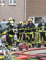 3 april Asbest vrijgekomen bij brand in schuur Delftsestraatweg Delfgauw [VIDEO]