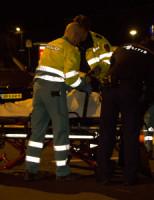 18 december Motorrijder gewond na aanrijding Voorhofdreef Delft