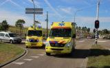 27 september Automobilist onwel achter het stuur Singel Den Haag