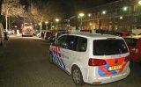 13 februari Geparkeerd busje gaat in vlammen op Zaïrestraat Delft