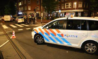 12 juni Flinke schade bij aanrijding Jonckbloetplein Den Haag