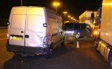 9 oktober Ravage na zwaar ongeluk op de A4 richting Leiden