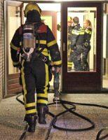 6 april Brand in kelderbox van appartementencomplex Steenvoordelaan Rijswijk [VIDEO]