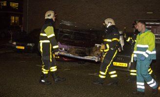 22 december Portiekwoning verwoest door brand Geerboogerd Delft