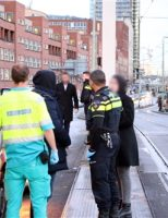 4 december Twee auto's betrokken bij kop-staart aanrijding Rijswijkseweg Den Haag