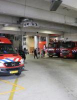 7 oktober Samen sterk voor Michelle in de wasstraat van Brandweer Delft
