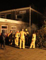 16 februari Brand in container op schoolplein St Josephschool Acacialaan Pijnacker