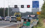 18 augustus Twee gewonden bij aanrijding op de A13 Delft