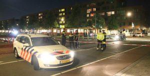 27 juni Automobilist op de vlucht na ongeval Laan van Wateringseveld Den Haag [VIDEO]