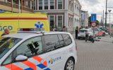 20 augustus Alleen materiële schade bij aanrijding Westvest Delft