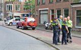 20 augustus Brandweer rukt uit na melding van rookwolk Delfgauwseweg Delft