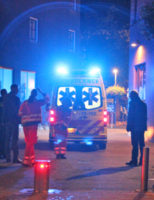 1 oktober Man raakt zwaargewond in trappenhuis Koningin Julianastraat Nootdorp