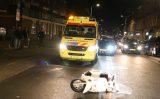 13 oktober Dronken voetganger zorgt voor aanrijding Kempstraat Den Haag