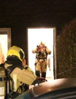 5 december Kaars veroorzaakt brand in woning Vondellaan Rijswijk