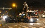 17 oktober Twee gewonden bij flinke aanrijding Laan van Wateringseveld Den Haag