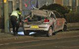 16 februari Drie gewonden bij flinke aanrijding Duinstraat Den Haag