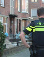 9 april Zonnende bewoner zorgt voor inzet hulpdiensten Hardewijkstraat Den Haag