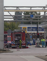 27 juni Tankwagen implodeert Alexander Fleminglaan Delft