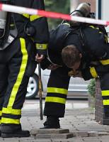 7 augustus Brandweer zoekt oorzaak gaslucht Westplantsoen