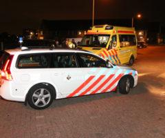 14 oktober Brommerrijder licht gewond bij aanrijding Rijsenburgerweg Poeldijk