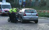 20 juli Twee gewonden bij aanrijding tussen personenauto en scooter Noothoven van Goorstraat Gouda