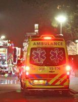 16 februari Schuur in brand in achtertuin van woning Hesselt van Dinterlaan Pijnacker