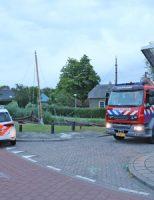 16 juni Sloep niet meer te redden na brand Huis ter Lucht Maasland [VIDEO]