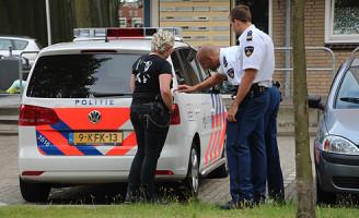 9 augustus Scooterbestuurder probeert te vluchten bij staandehouding