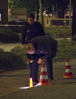 29 juni Politie schiet tijdens uitpraatprocedure Engelandlaan Zoetermeer