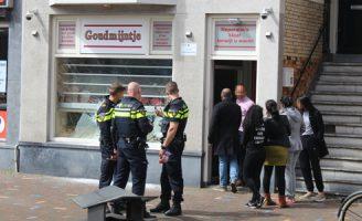 22 april Getuigen gezocht van diefstal juwelier en beroving Paul Krugerplein Den Haag
